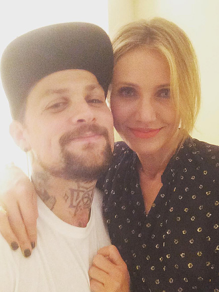Benji Madden Wishes Cameron Diaz Happy Birthday with Sweet Instagram Post