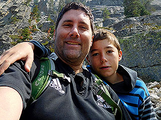 Idaho Boy Who Saved His Dad's Life After Harrowing Ordeal in Wilderness Says 'Anybody Would Have Done the Same Thing'