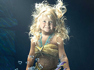 Utah Photographer Helps Kids with Cancer Live Their Fairy Tale Dreams and ''Forget Their Worries for a While'