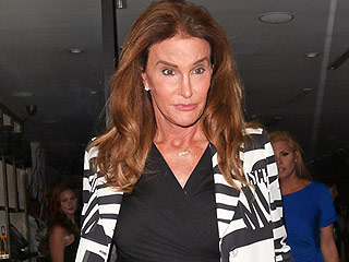 Caitlyn Jenner Gets Glam for a Girls' Night Out with Candis Cayne