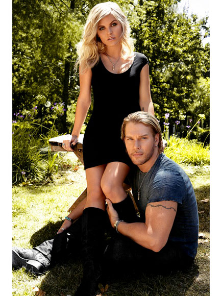 Craig wayne boyd engaged to taylor borland couples engagements the