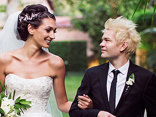 Congrats! Sum 41 Frontman Deryck Whibley Weds with Ariana Cooper