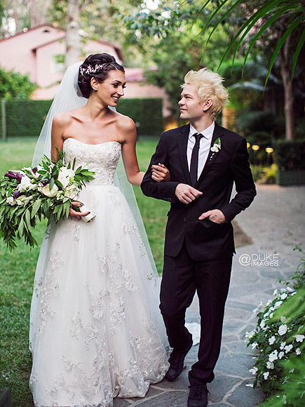 Deryck Whibley Marries Ariana Cooper: Sum 41 Rocker Ties the Knot