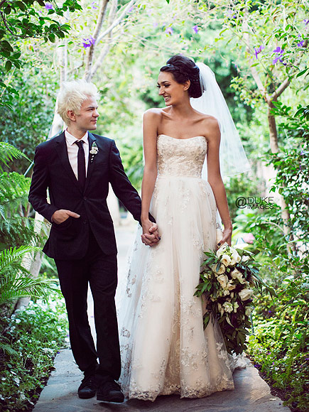 Deryck Whibley of Sum 41 Marries Ariana Cooper| Sum41, Marriage, Weddings, Deryck Whibley