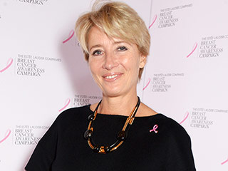Emma Thompson on Anyone Who Says She's Too Old: 'Do You Want to Go Take a Flying Leap?'