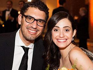 Emmy Rossum Engaged to Mr. Robot Creator Sam Esmail
