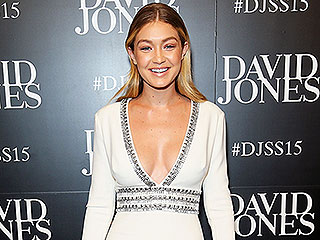 Gigi Hadid Takes a Bikini Break Before Fashion Week Kicks Off