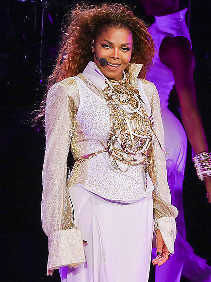Did Janet Jackson Just Reveal She's Pregnant? Star Delays Tour to Focus on 'Planning Our Family'| Music News, Janet Jackson