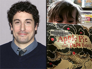 Jason Biggs' Son Unknowingly Gets a Taste of His Dad's American Pie Past