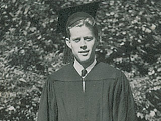 Never-Before-Seen Photos of a Teenage JFK Now Up for Auction