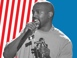 'George Bush Doesn't Care About Black People': 5 Times Kanye West Has Gotten Political