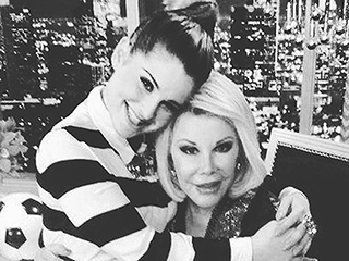 Kelly Osbourne Remembers Life Lessons from Joan Rivers on Anniversary of Her Death