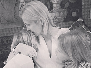 Kelly Rutherford Allowed to See Kids in Monaco as New Custody Hearing Is Set for October