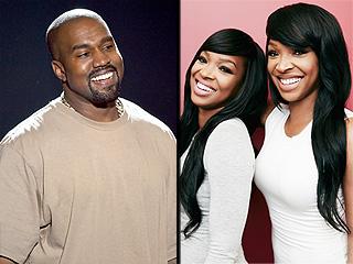 Kardashian Pals Malika and Khadijah Haqq: We're Voting for Kanye West for President!