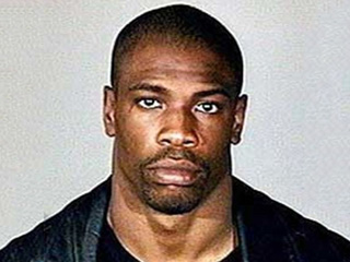 Former NFL Running Back Lawrence Phillips Charged in Cellmate's Murder
