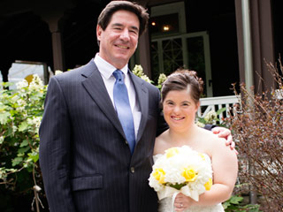 Dad Pens Touching Letter to Daughter with Down Syndrome on Her Wedding Day: 'I Stand Breathless and Transfixed'