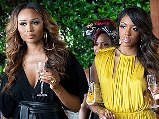 Real Housewives of Atlanta's Cynthia Bailey Kicked Porsha Williams in the Stomach: Source