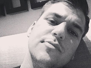Rob Kardashian Looks Slimmer in First Selfie He's Posted in Years Since 100-Lb. Weight Gain