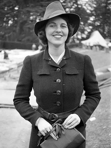 Rosemary Kennedy After Lobotomy Pictures