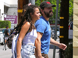 Shia LaBeouf Holds Hands with Sasha Lane One Month After Fight with Mia Goth