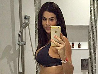Australian Model and Fitness Guru Sophie Guidolin Shows Off Body Just Two Days After Giving Birth to Twins
