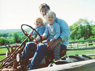 What Prompted Taylor Swift's Adorable Flashback Photo of Farm Life?