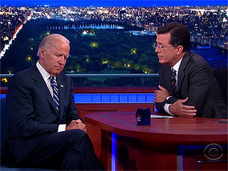 VIDEO: Joe Biden Says He May Not Have the Heart to Run for President After Death of Son Beau in Emotional Interview