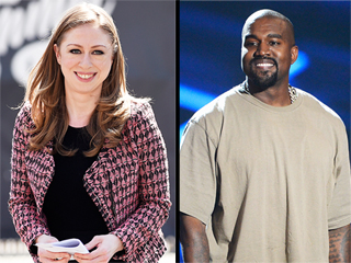 Here's What Chelsea Clinton Thinks About Kanye's Interest in Running for President