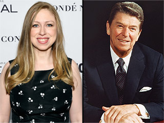 Read the Letter 5-Year-Old Chelsea Clinton Wrote to Ronald Reagan