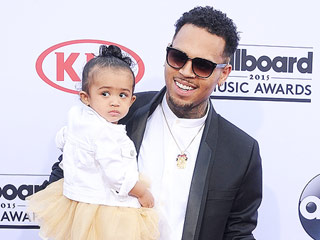 Chris Brown Has Been Granted Joint Custody of Daughter Royalty: Report