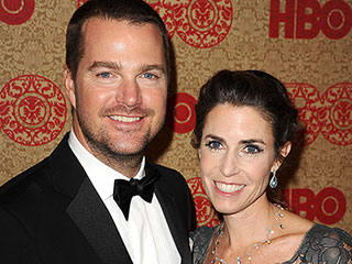 Chris O'Donnell Reveals the Secret to a Happy Marriage: Don't Go to Bed Angry