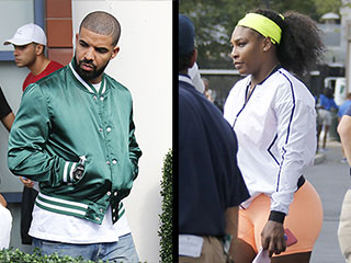 Serena Williams and Drake Are Not Engaged: Rep