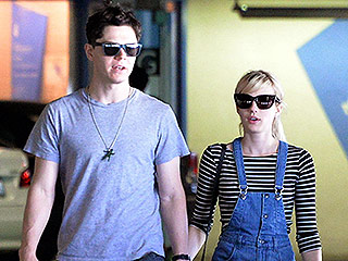 Emma Roberts and Evan Peters Hold Hands in L.A. 3 Months After Ending Engagement