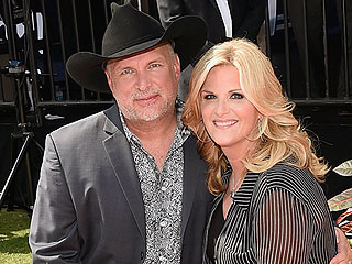 Garth and Trisha Get Side-By-Side Stars on the Music City Walk of Fame – Plus Garth Predicts This Year's CMA Entertainer of the Year!