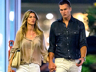 Tom Brady and Gisele Bündchen Hold Hands on Date Night as He Defends Their Marriage