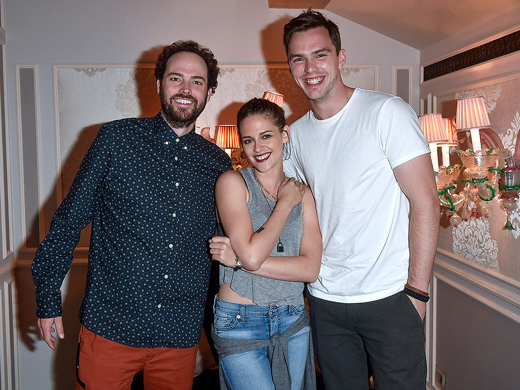 Kristen Stewart and Nicholas Hoult Promote Equals in ...