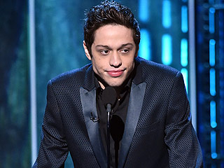 WATCH: Pete Davidson Says He Wouldn't be Able to Star on SNL Without Medical Marijuana