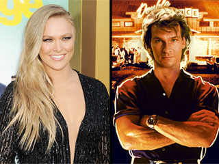 FROM EW: Ronda Rousey Signs on to Star in Reboot of Patrick Swayze's Road House