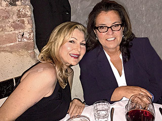 Tatum O'Neal Tweets About Taking '#Vacations [with] my Wife and I Woo Woo!!!' Amid Rumors She's Dating Rosie O'Donnell