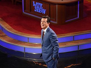 How Was Stephen Colbert's Debut on The Late Show?