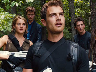 FROM EW: New Trailer for The Divergent Series: Allegiant Teases What's Beyond the Walls of Chicago