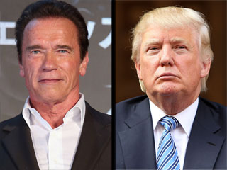 VIDEO: Arnold Schwarzenegger Replaces Donald Trump as Host of Celebrity Apprentice: 'I'm Blown Away and Honored'