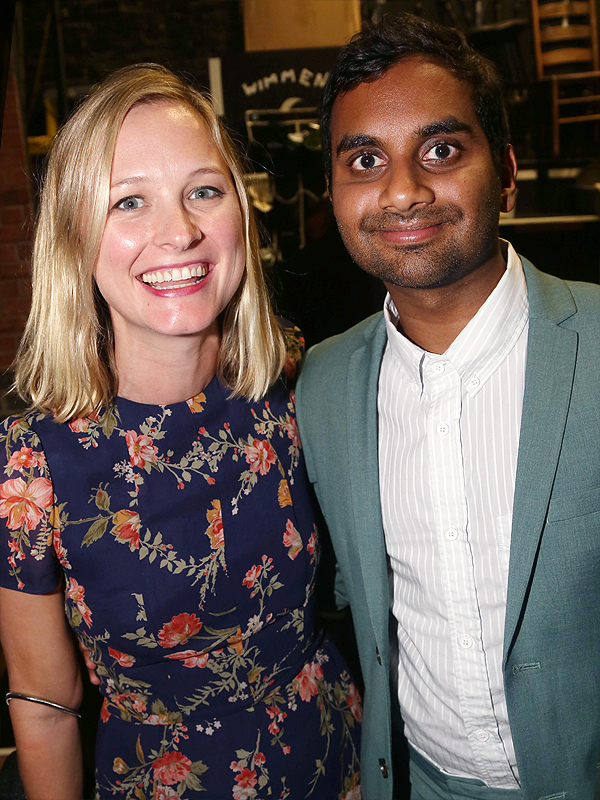 Aziz Ansari And His Girlfriend Say They Were Brought