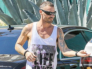 Brian Austin Green Spotted Wearing 'Life Hurts' Shirt Nearly a Month After Megan Fox Filed for Divorce