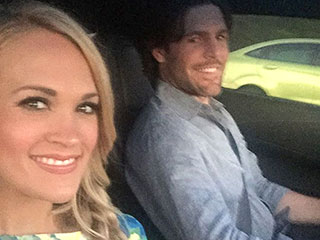 Cute! Carrie Underwood and Husband Mike Fisher Head Out for Date Night