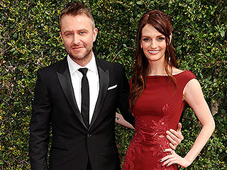 Lydia Hearst Reveals Chris Hardwick's Romantic Proposal: Orchids, Candles ... and a Candy Ring
