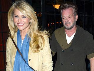 Christie Brinkley and John Mellencamp Spotted Together on Dinner Date