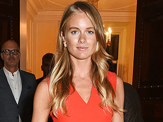 Red-Hot Cressida Bonas Dazzles at London Fashion Week Two Days After Celebrating Prince Harry's Birthday