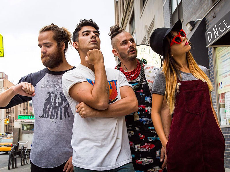 Joe Jonas and His Band DNCE Join the Cast of Grease: Live| Grease, Grease, Music News, People Picks, TV News, Joe Jonas
