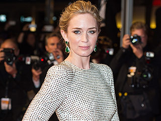 FROM EW: Emily Blunt Says It Was 'Very Hard' Being Mean to Anne Hathaway in The Devil Wears Prada